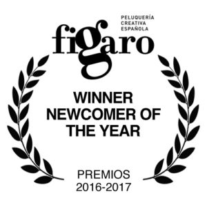 GRAPHITE. Colección Ganadora Premios Figaro 2016. Peluquero Revelación